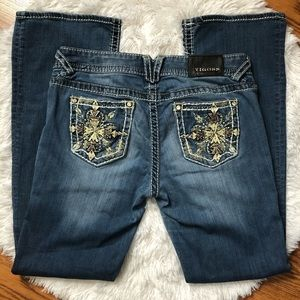 Vigoss The Chelsea Boot Cut size 9/10 Jeans